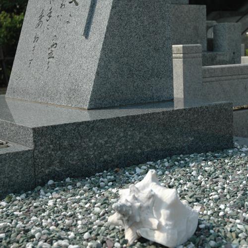 住吉霊園の夏